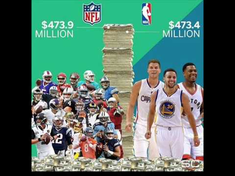 The Truth Behind The Nba Vs The Nfl Salaries