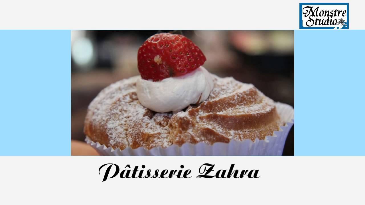 Patisserie zahra youtube for Cuisine zahra