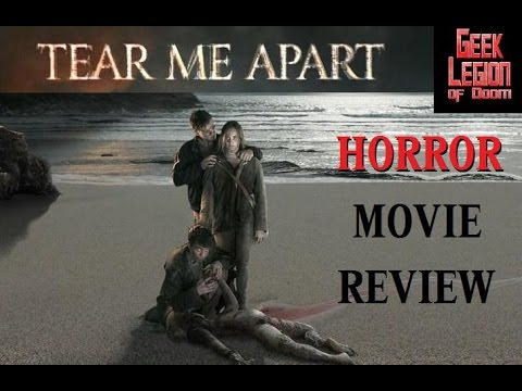 TEAR ME APART ( 2016 Alfie Stewart ) Cannibal Horror Movie Review Love. Kill. Eat.