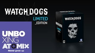 UNBOXING: WATCH DOGS LIMITED EDITION