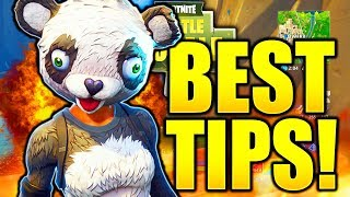 HOW TO ALWAYS WIN SOLO FORTNITE TIPS AND TRICKS! HOW TO GET BETTER AT FORTNITE PRO TIPS SEASON 5!