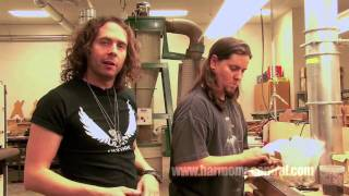 dean guitars custom shop