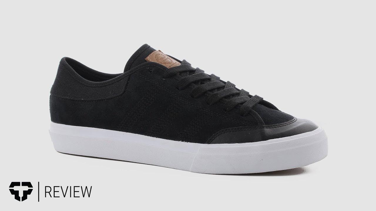 Adidas matchcourt RX2 skate zapatos Review YouTube