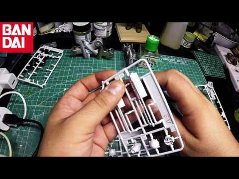 Star wars Y Wing 005 Mini kit Build Video Part 1