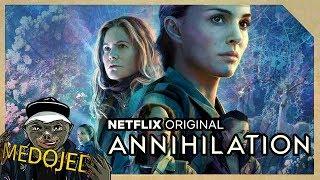 Minirecenze: Annihilation (Netflix film od tvůrců Ex machina)