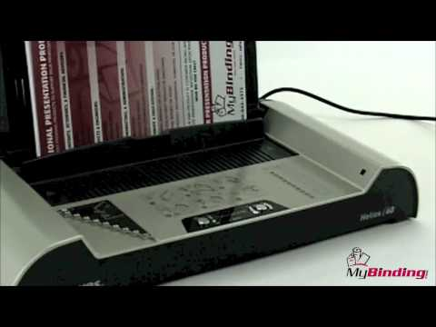 Fellowes Helios 60 Thermal Binding Machine Review - 5219501