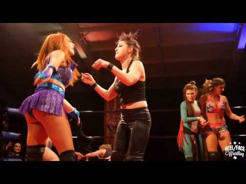 Wrestle Circus Main Attraction Ll Highlights
