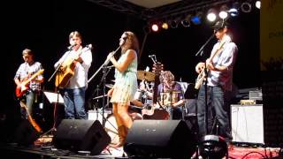 Poison at the 41A Music Festival Original Song performed by Kacey Smith