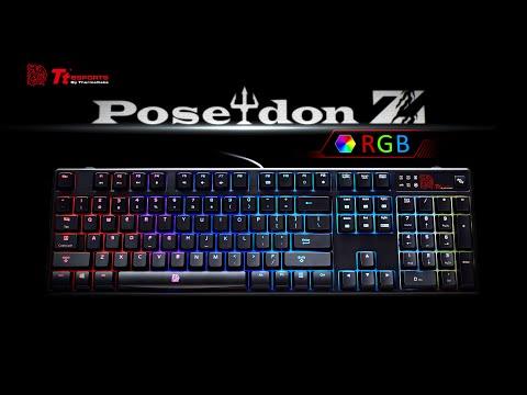 Tt eSPORTS - POSEIDON Z RGB