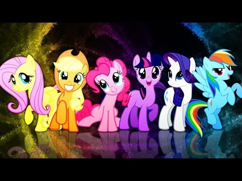 Party All the Time with My Little Pony Video Games