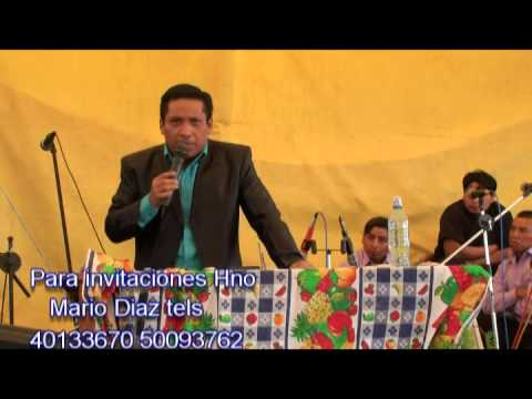 Hermano Mario Diaz Tema tiempos donde no soportan la sana doctrina