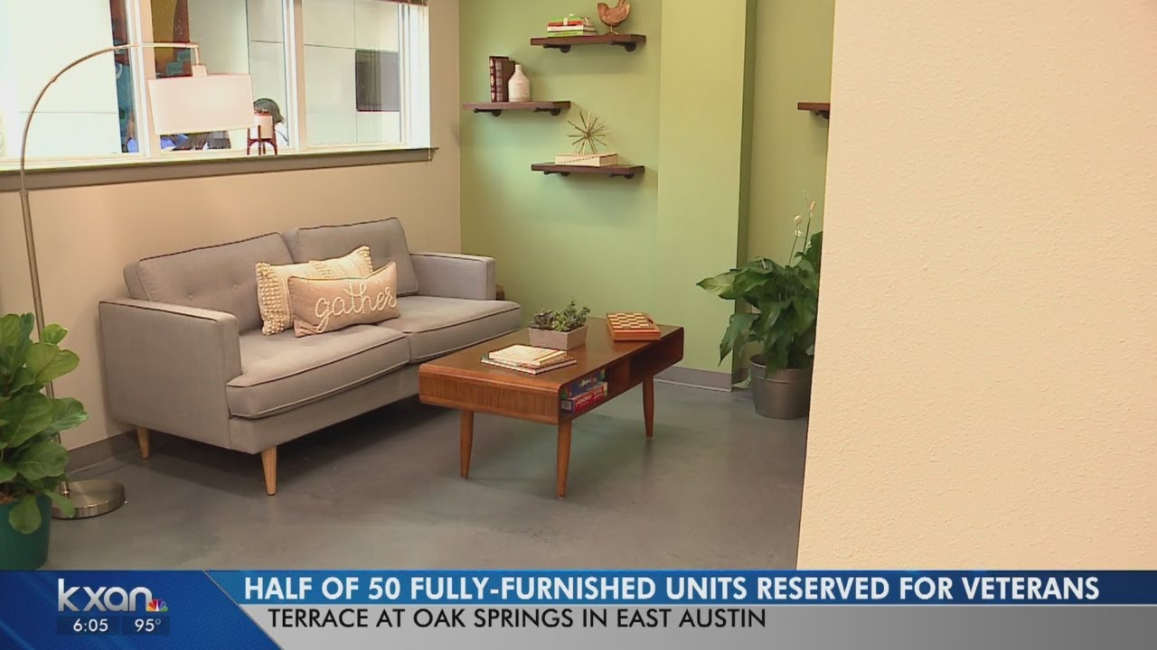 50 Unit Apartment Complex To House The