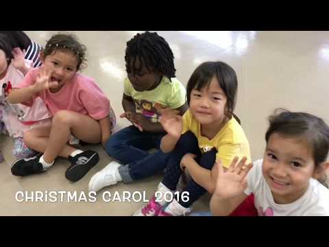 OCSI Kindergarten Christmas Program 2016