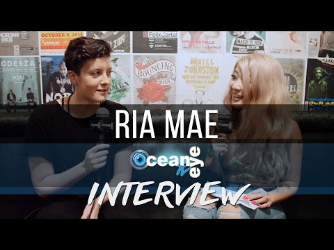 Ria Mae - Interview Vancouver