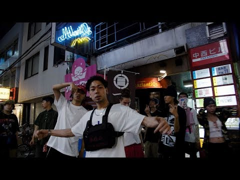 Young Yujiro - Shinogi(feat.HARDY)(Official Music Video)