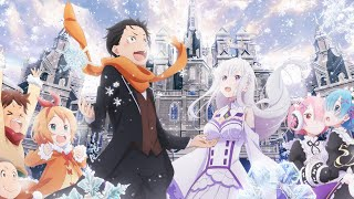 Re:Zero Memory Snow OVA Image Song - Relive / nonoc [Full]