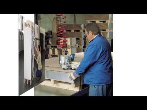 Комбинированный пневматический инструмент для стальных лент STRAPEX STP 62 STP 63