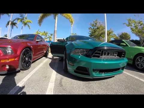Cars and Coffee Boynton Beach + Pull Outs - January 18, 2015
