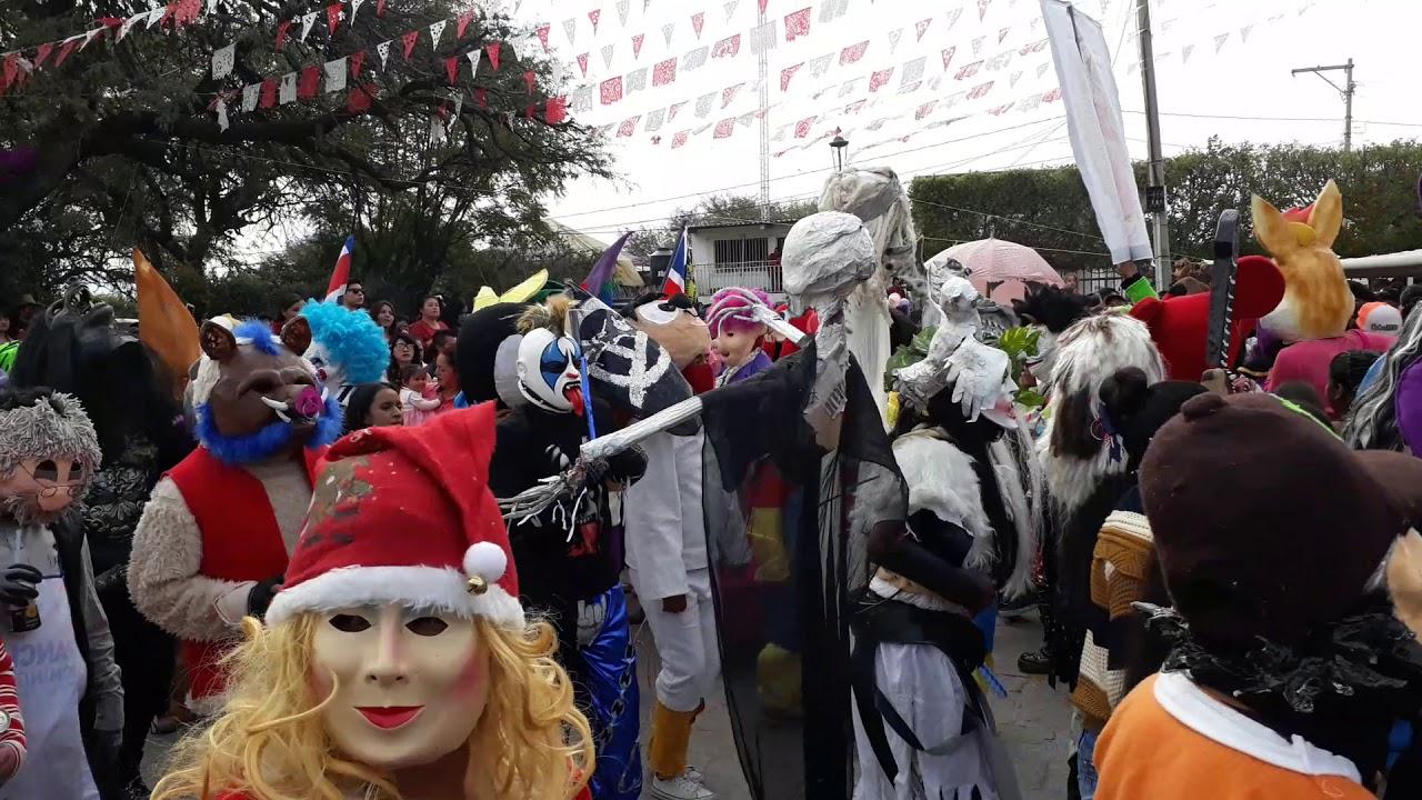 Fiestas Navideñas San Clemente 2018 Youtube