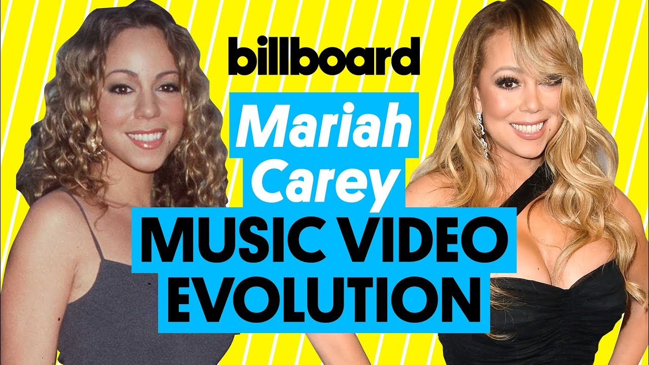 Mariah Carey's Music Video Evolution: Watch | Billboard