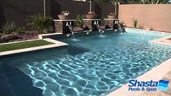 Best Phoenix Pools | Choosing the Right Water Features | Call Now (602) 532-3800