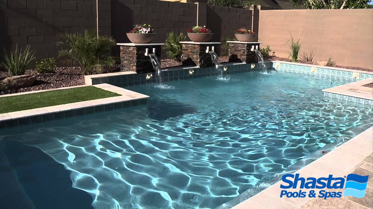 Best Phoenix Pools Choosing The Right Water Features Call Now 602 532 3800 Youtube