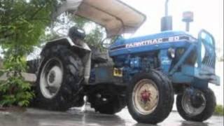 Putt Varga Ford Tractor  raj brar