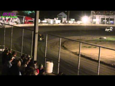 IMCA Modified A Feature Thomas County Speedway 8 18 13