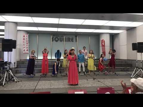 Peace21 - 29th Jozenji Street Jazz Festival Sendai