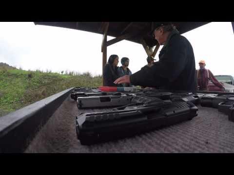 Range Safety Officer --NOT