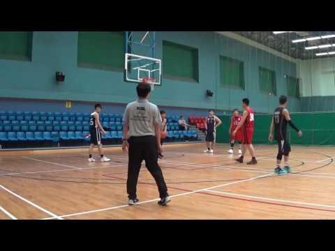 KBLWD 2017040522 荃灣西約體育館 LHMC (黑) vs 石家莊 (白) Q1