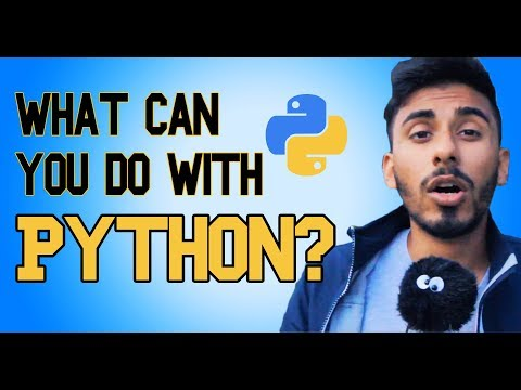 What Can You Do With Python – Computer Programming (Guide)