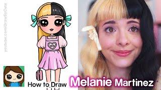 How to Draw Melanie Martinez   K12 Album