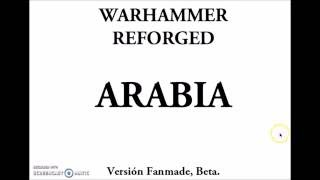 Video Arabia   Warhammer Reforged download MP3, 3GP, MP4, WEBM, AVI, FLV Agustus 2018