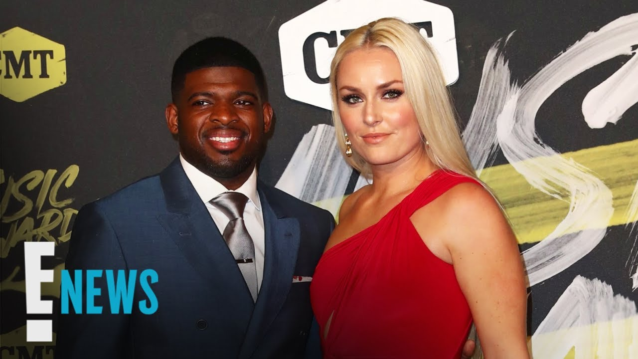 Olympic skier Lindsey Vonn gets engaged to NHL star PK Subban