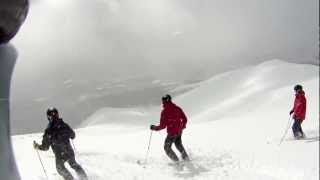 Utah Backcountry Skiing - Uinta Mountains Cat Skiing Thumbnail