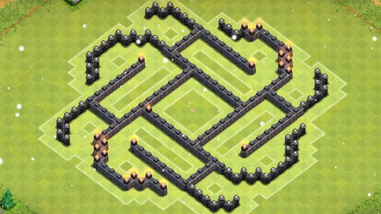 Quot Great Quot Town Hall 7 Farming Base Clash Of Clans Loot Protection 2015 Youtube