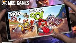 Angry Birds Go APK MOD v2.9.1 [Unlimited coins/Unlocked] 2019