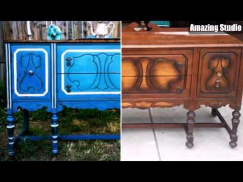 Möbel Streichen möbel renovieren und streichen coole streichen ideen ideen