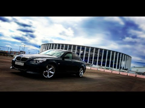 BMW 5 E60 ЗА 500! ПРОБЛЕМ НА МИЛЛИОН РУБЛЕЙ! ТЕСТ-ДРАЙВ BMW 5 E60 525i
