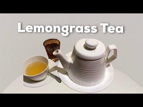 Lemongrass Honey Tea At Asia Kitchen In Mumbai