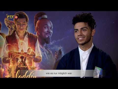Aladdin-Neuverfilmung: Interview mit Mena Massoud