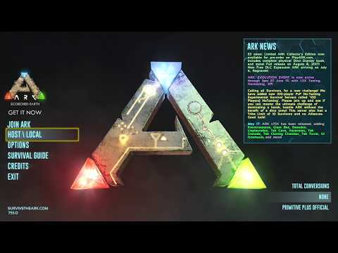 how-to-host-an-ark-server-with-admin-commands---ark-survival-evolved