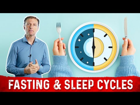 Intermittent Fasting Resets Your Sleep Cycle (Circadian Rhythm)