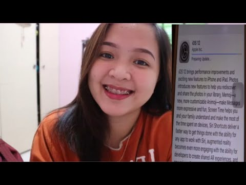 UPDATE NG IOS 12.1 SA SEMI FACTORY UNLOCK (SAFE!!) | Majo Ancheta