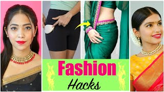 7 Incredible Fashion Hacks & DIY Projects | Anaysa Girls Hacks