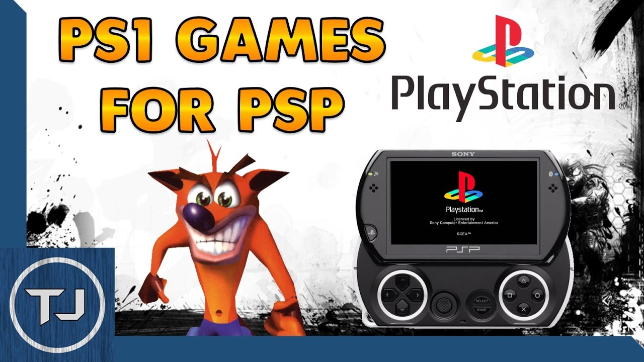 PSP/PSP GO Download & Play PS1 Games! 2017 Guide! - YouTube
