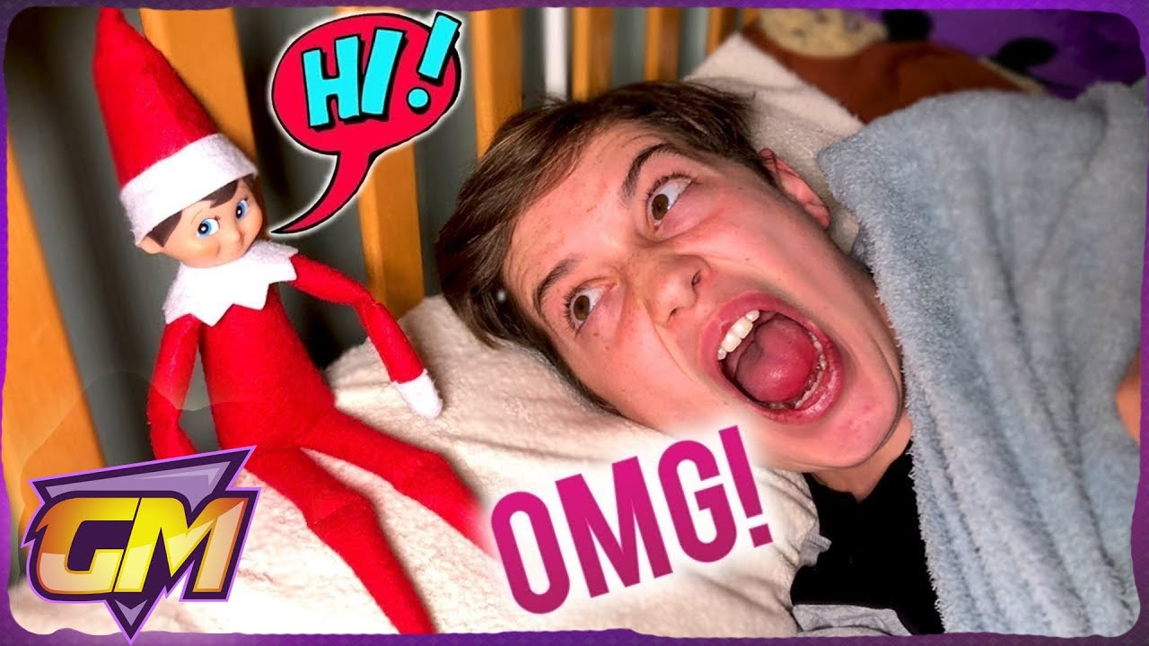 Download Elf The Movie - OMG! It Moved!! By Gorgeous Movies