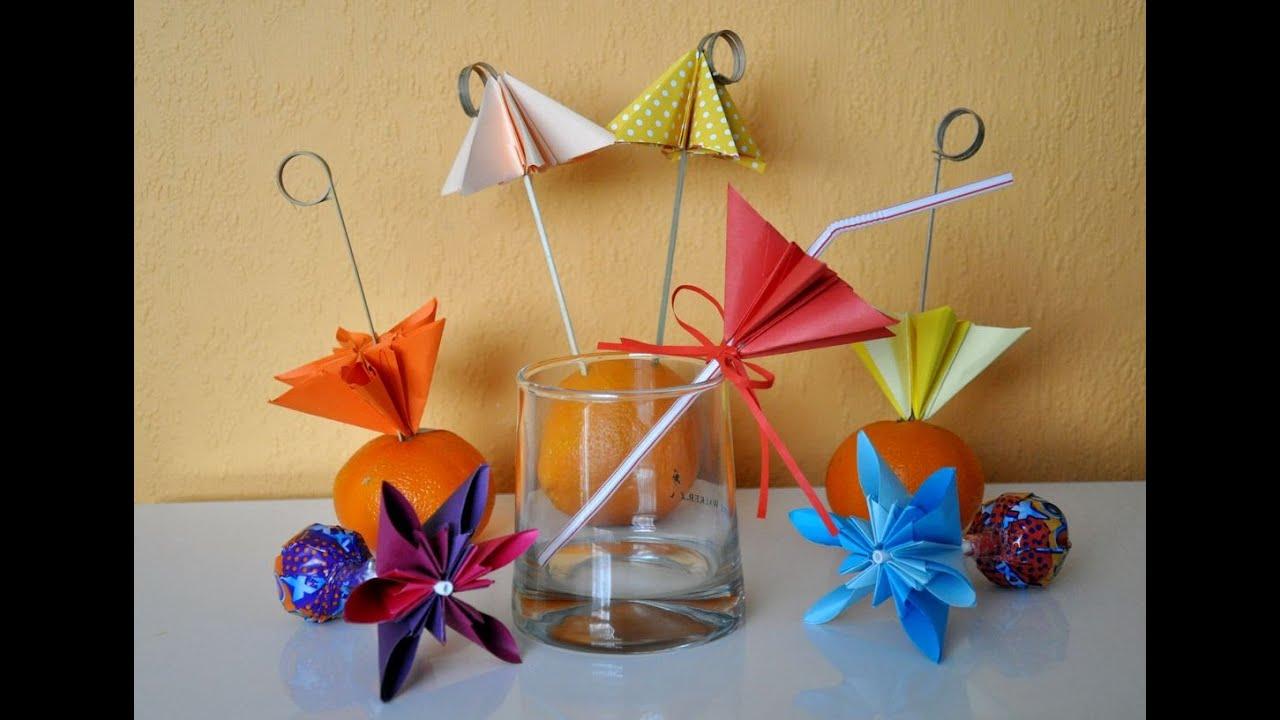 Urodzinowe dekoracje z papieru # Birthday party ...