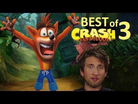 AH The Very Best of Crash Bandicoot 3 - Gavin finishes